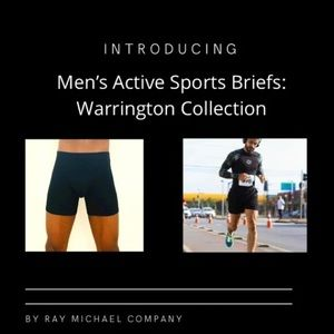 Men' Active Briefs - Brand New